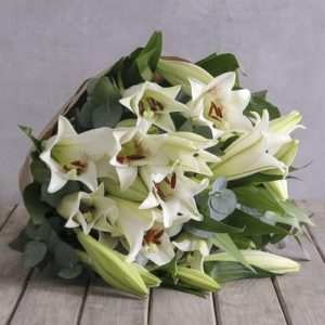 Lovely Lilies Flower Arrangment