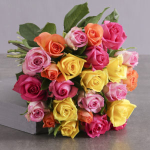 Rosey Revenge Flower Bouquet
