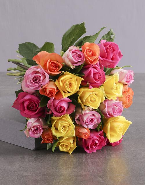 Rosey Revenge Flower Bouquet