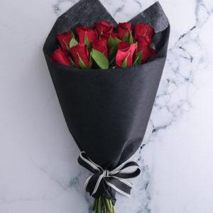 Seductive Lucious Red Roses