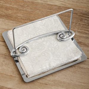 Carrol Boyes Serviette Holder Coil