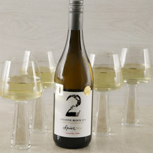 Carrol Boyes White Wine Glasses