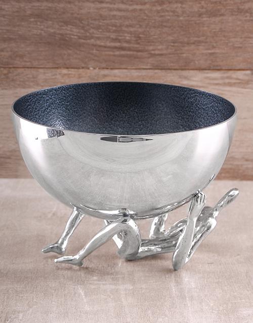 Carrol Boyes Silver Bowl