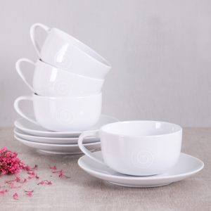 Carrol Boyes Cup & Saucer Gift