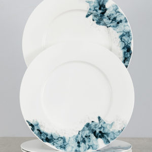 Carrol Boyes Moody Bloom Dinner Plate Set