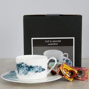 Carrol Boyes Moody Bloom Mug and Toni Tea