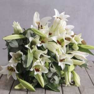 Such Lovely Lilies For Mother's Day