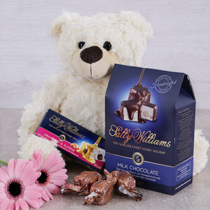 Ultimate Sally Williams and Teddy Bear Gift For Mother's Day