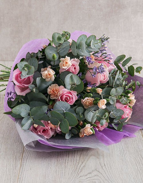 Pink Happiness Bouquet