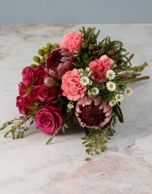 Mixed Meadow Blooms Bouquet