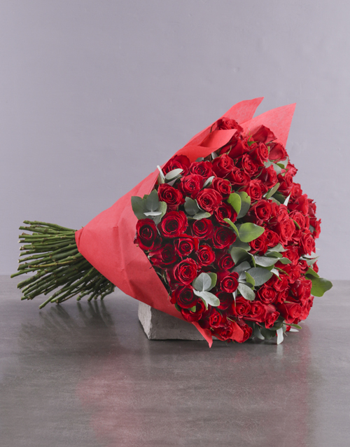 roses Love Red Rose Bouquet