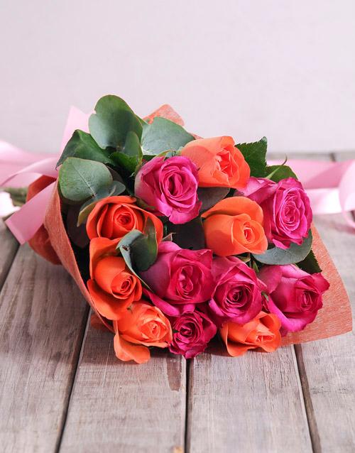 roses Twilight Rose Bouquet