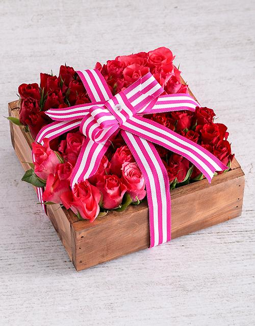 Romantic Rose Arrangement